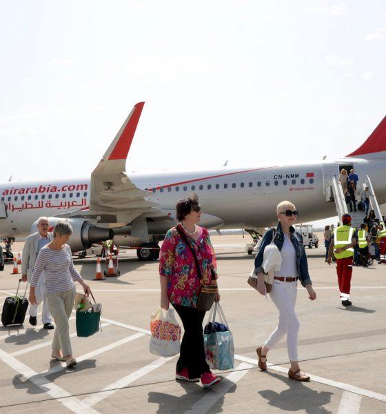 العربية للطيران تطلق خطوطا جديدة تربط الداخلة بسعر 500 درهم