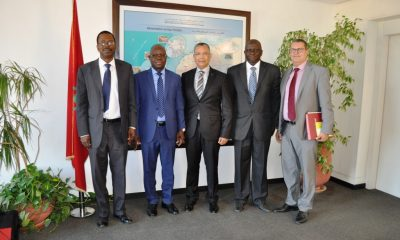 مباحثات بين مكتب الكهرباء ومنظومة المبادلات الطاقية لدول غرب إفريقيا