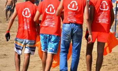 """كوكا كولا المغرب تقدم حصيلة النسخة الثامنة من عملية """" أحب شاطئي"""""""