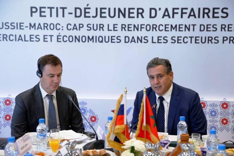 الصادرات الفلاحية المغربية نحو روسيا ناهزت 1.5 مليار درهم