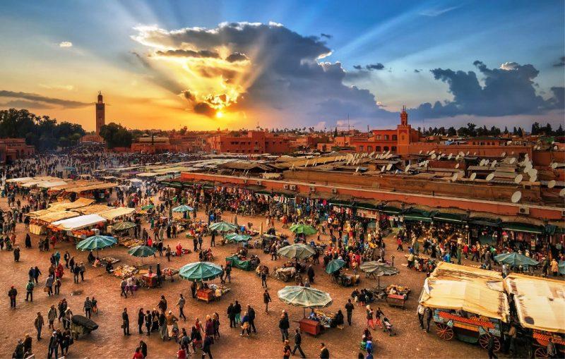 منعشون سياحيون من الشرق الأوسط والهند في زيارة للبيضاء ومراكش