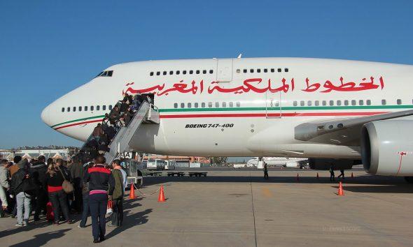 الخطوط الملكية تطلق خطوطا جديدة نحو عمان وأبوجا وفيينا