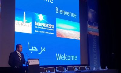 رباح: استثمارات المغرب في القطاع الطاقي ستفوق أزيد من 40 مليار دولار
