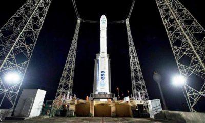 المغرب يستعد لإطلاق قمر صناعي جديد من منصة غويانا الفرنسية