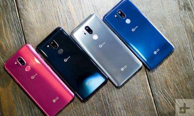 إل جي تطلق هاتفين من سلسلة G7بأسعار تنافسية