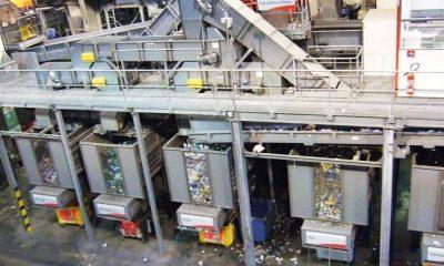 """""""أوزون"""" تفتتح أول مركز لفرز وتثمين النفايات بفاس"""
