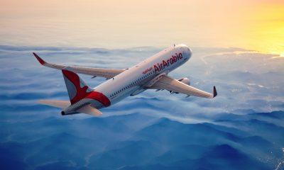 """""""العربية للطيران"""" تحتفل بالذكرى 15 لتأسيسها وتغير هويتها المؤسسية"""