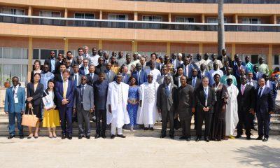 الحفيظي يقدم ترشيح المغرب لاستضافة الجمع العام لقطب الطاقة لغرب إفريقيا
