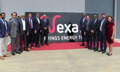 بورصة الدار البيضاء تحتفي بافتتاح مصنع نيكسانس في أبيدجان