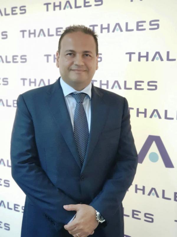 هشام لعلج مديرا عاما لفرع Thales بالمغرب