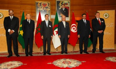 الجزائر تدعو إلى اجتماع لمجلس وزراء خارجية اتحاد المغرب العربي