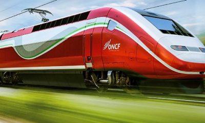 """كلما ينبغي معرفته عن """"البراق"""" أسرع قطار بالقارة الإفريقية"""