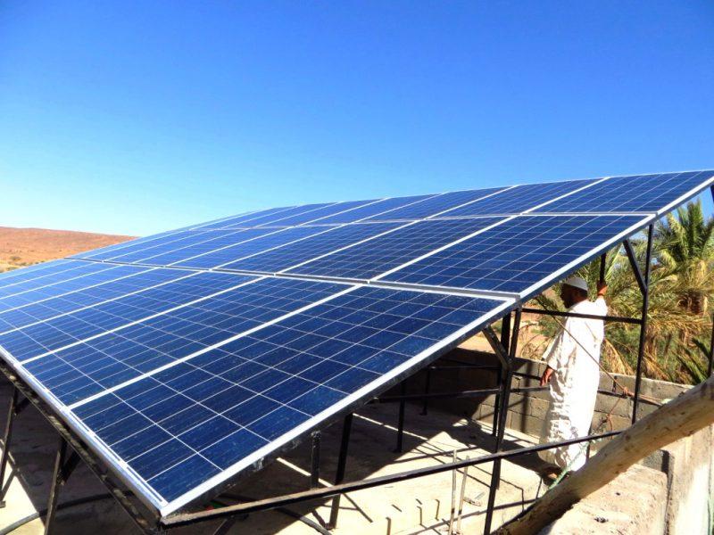 إطلاق العلامة التجارية للجودة في قطاع الطاقة الشمسية الكهروضوئية