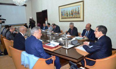 العثماني والعلمي يتفقان على اجتماع سنوي للمقاولات الصغرى