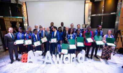 BMCE يعلن الفائزين بجوائز ريادة الأعمال الإفريقية 2018