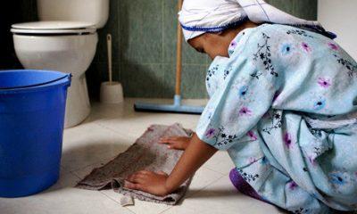 حصيلة هزيلة للقانون المنظم للعمال المنزليين