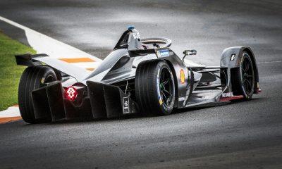 """""""نيسان إي. دامس"""" تستكمل اختبارات القيادة التجريبية لسباق """"فورمولا إي"""""""