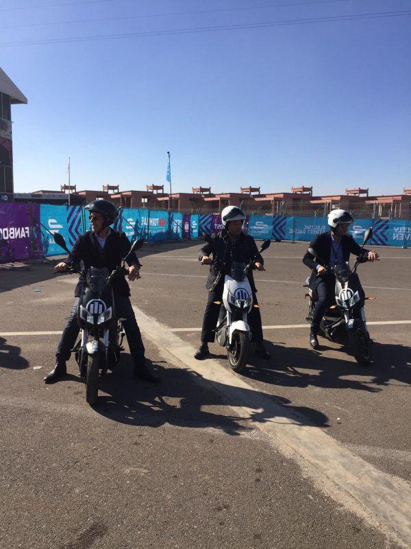 EMOB تطلق أول حل للتنقل المستدام عبر الدراجات الكهربائية
